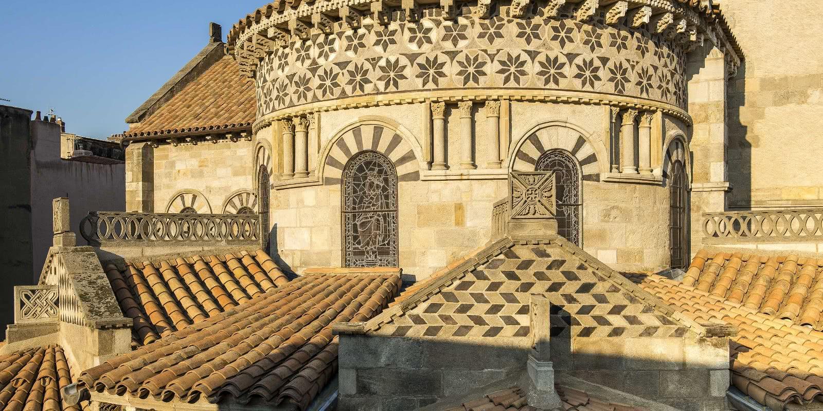 Chevet Basilique-Notre-Dame-du-Port