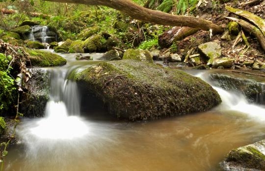 cascade vallée de Ceyrat