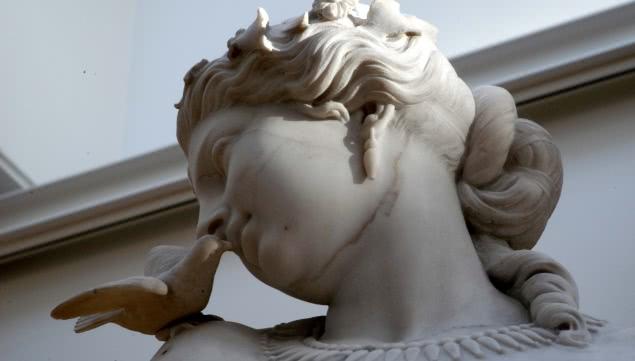 La toilette de Lesbie, musée d'art Roger Quilliot