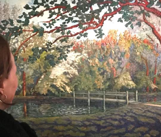 Exposition au musée d'Art Roger Quilliot