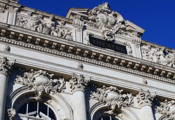Façade Opéra Clermont