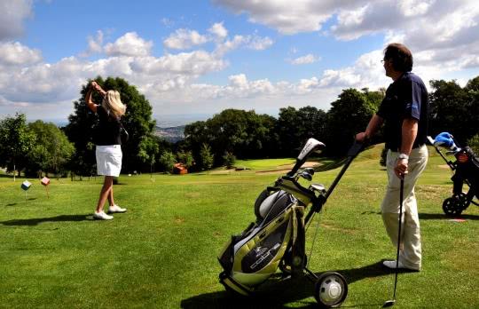Golf Charade