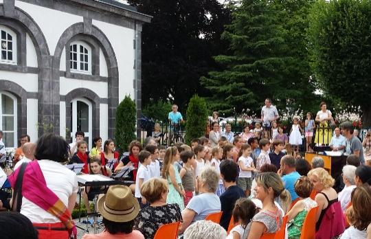 fete de la musique chamalières 2014