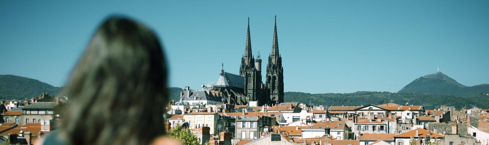 clermont cathédrale puy de dome