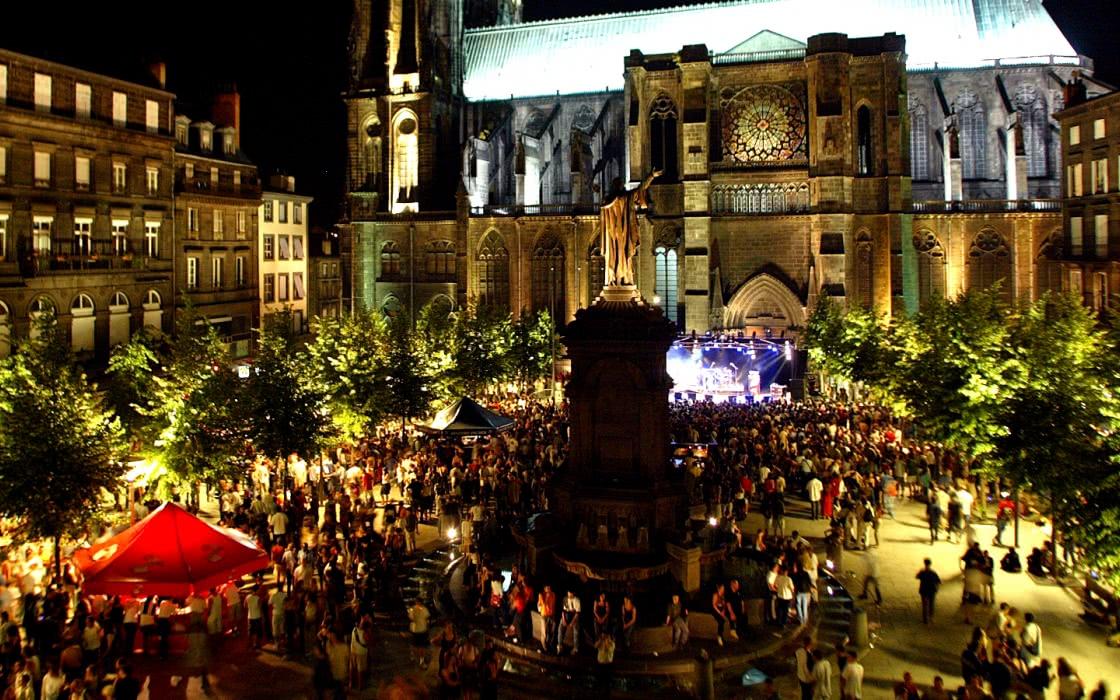 Place de la Victoire - Fête de la Musique © Ville de Clermont-Ferrand - Service Communication - D.Massacrier