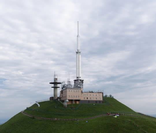observatoire puy de dome