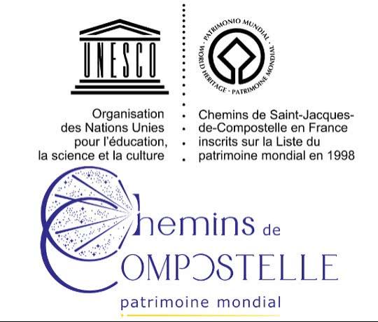logos St Jacques Unesco