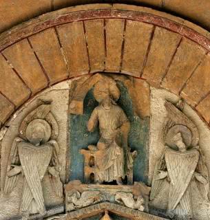Portail Notre Dame du Port