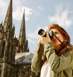 Photographe Clermont Cathedrale