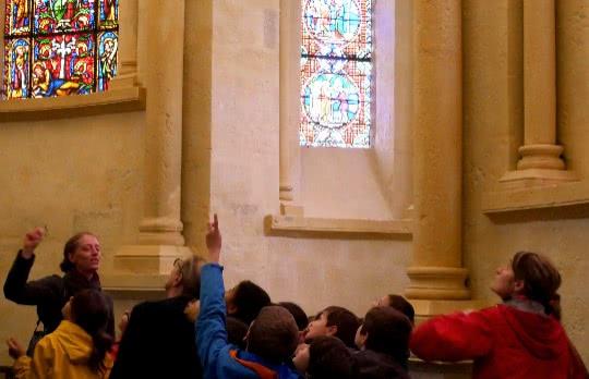 visite basilique notre dame du port
