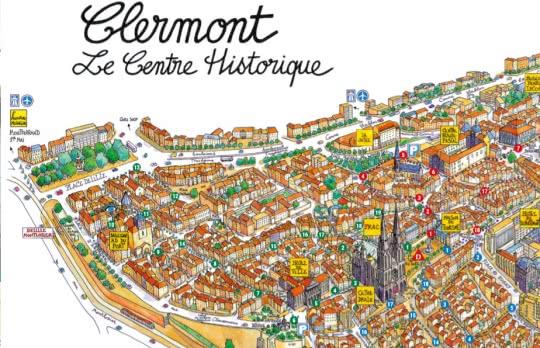 visuel parcours Clermont