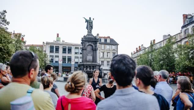 Visite guidée Clermont-Ferrand