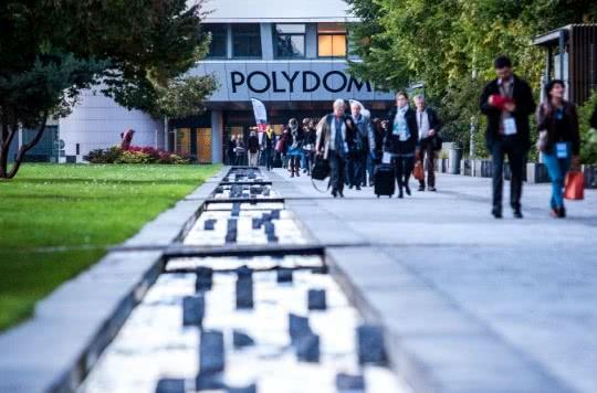 © Florent Giffard Polydome centre de congrès