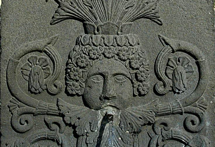 Fontaine des 4 saisons montferrand