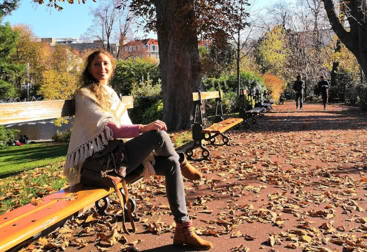 vidéo automne Jessica Jardin Lecoq