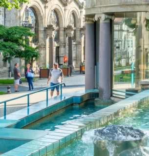 parc thermal royat chamalières