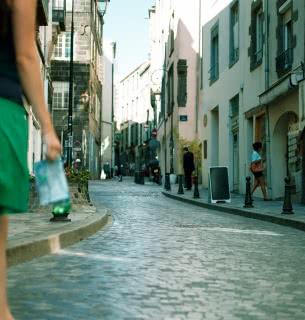 rue pietonne clermont