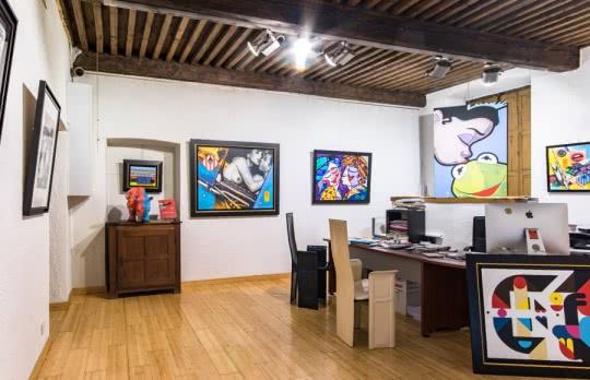 parcours such'art - galerie d'art
