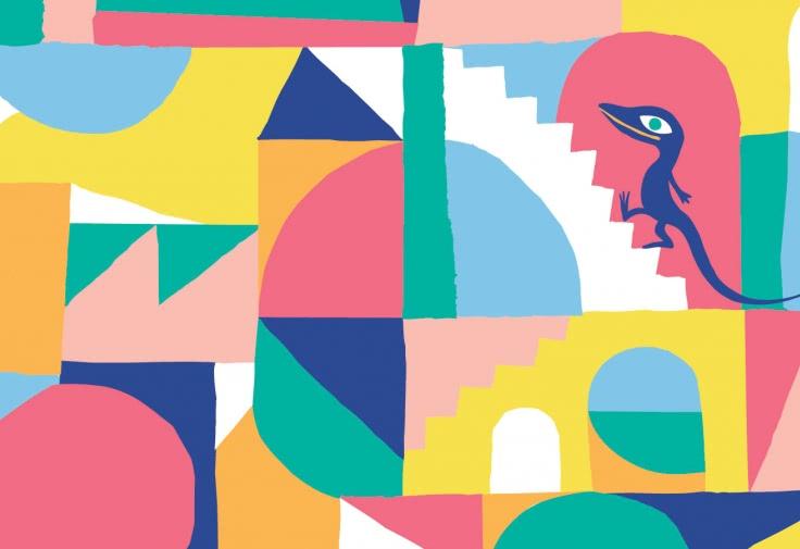 couverture arts en balade 2019