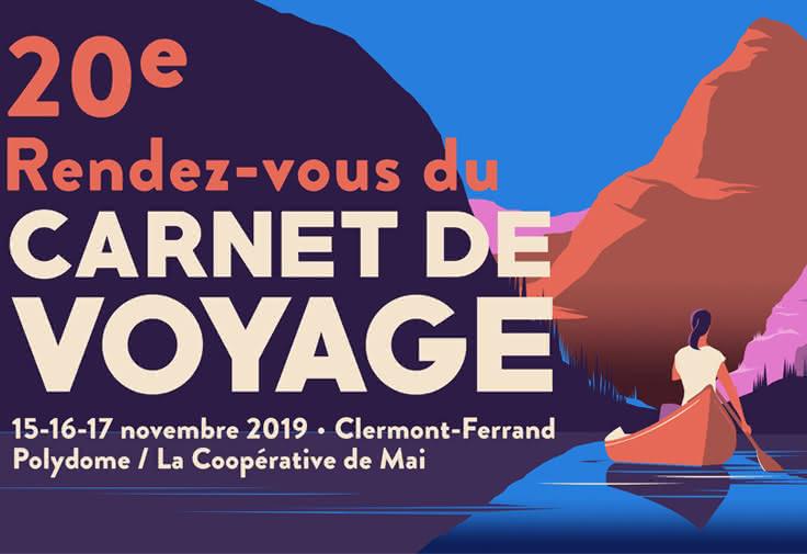 carnets de voyage 2019