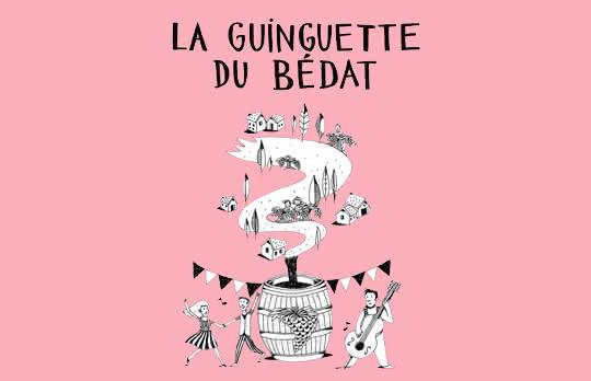 Visuel Guinguette Bédat_