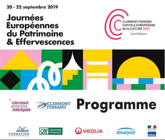 programme JEP2019