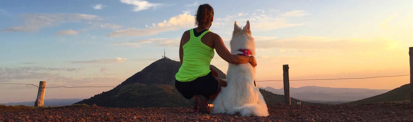 Partez en randonnée avec votre chien