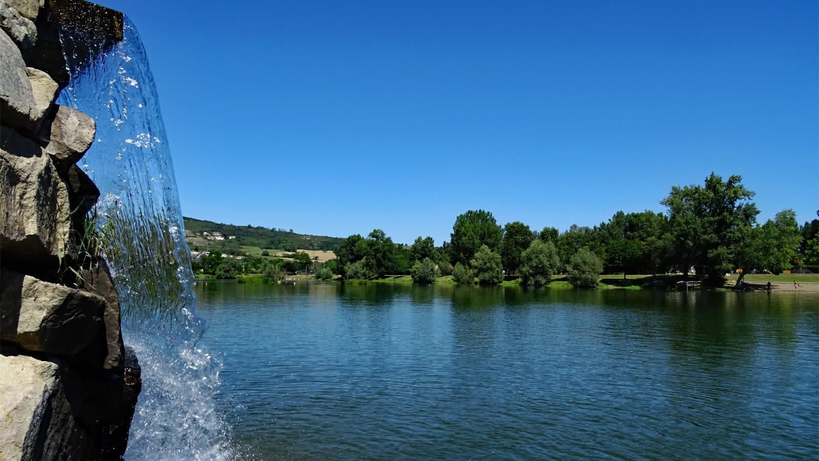Plan d'eau de Cournon-d'Auvergne