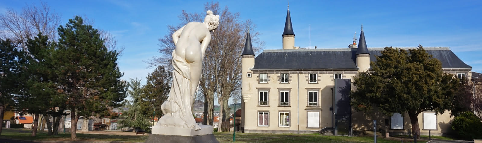 Parc de la mairie de Pérignat-lès-SArlève