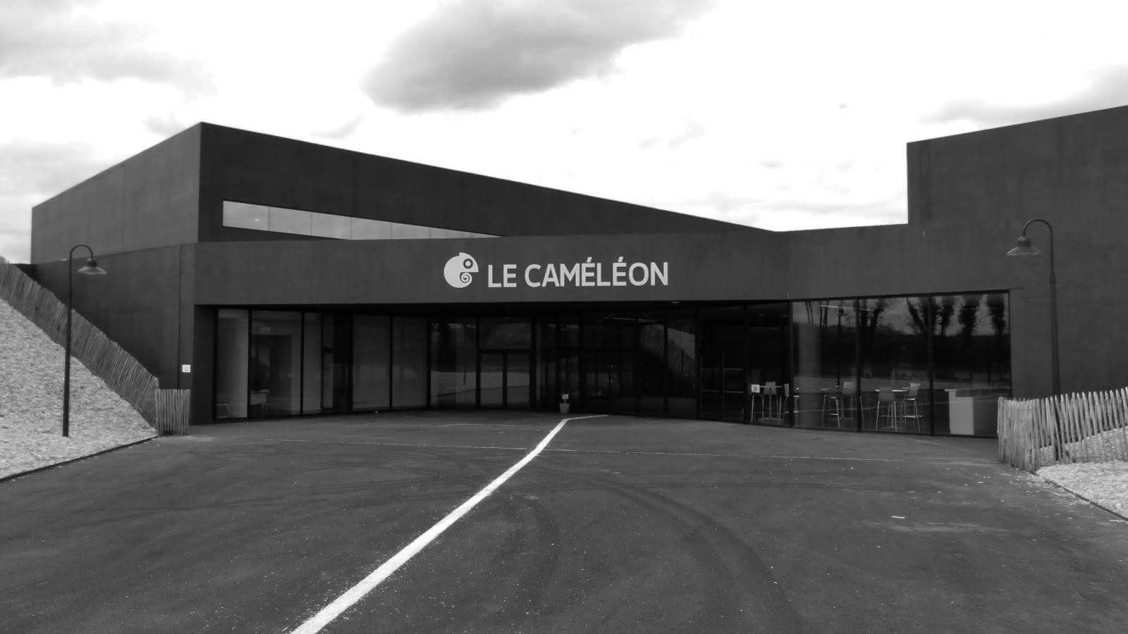 © Le Caméléon
