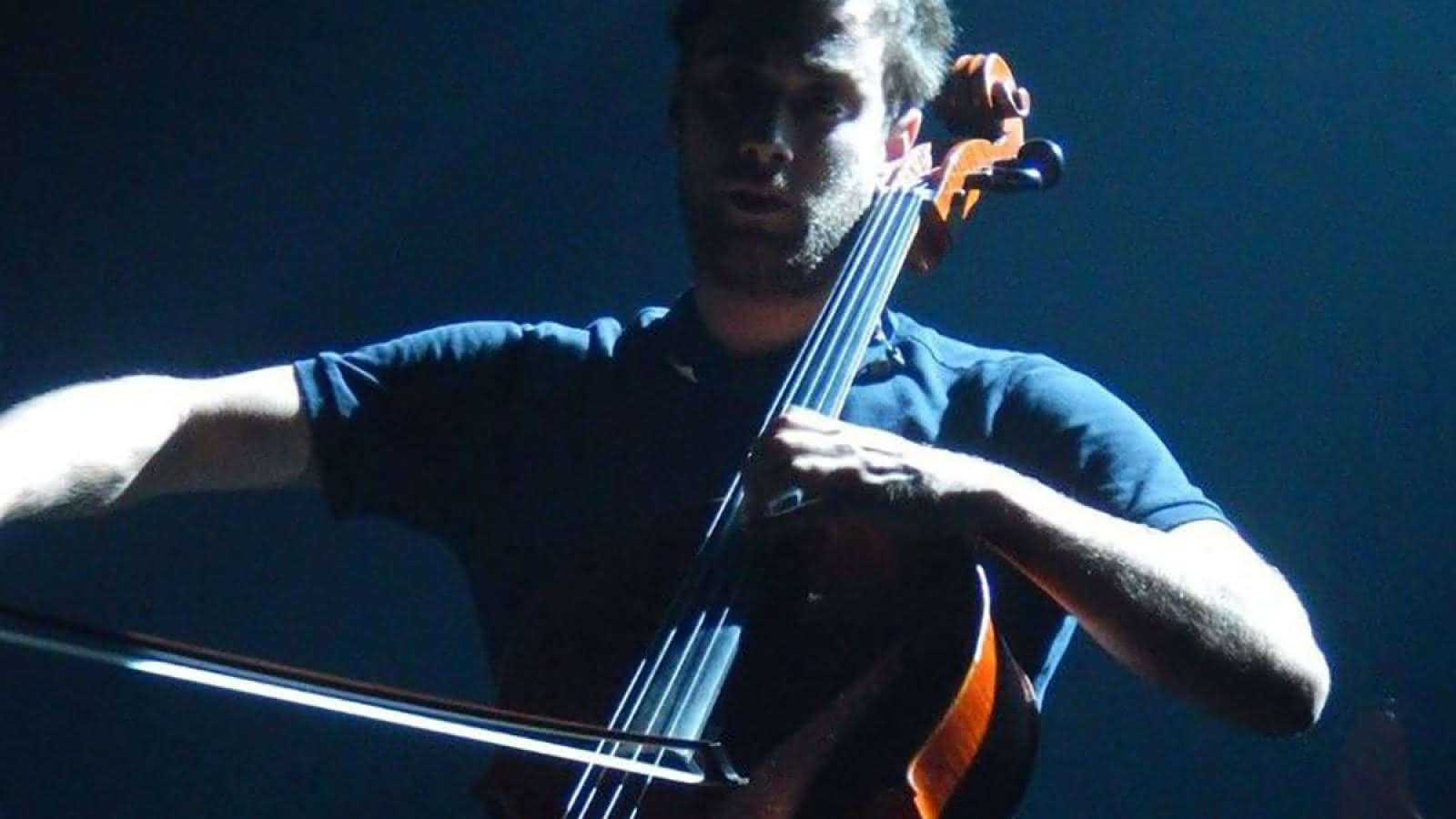 © Moment musical - Guillaume Bongiraud au violoncelle