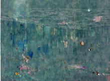 Marina Rheingantz - Starlight , 2020, Huile sur toile, 160 × 210 cm – Collection du FRAC Auvergne