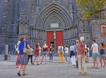 Visite guidée de la cathédrale de Clermont