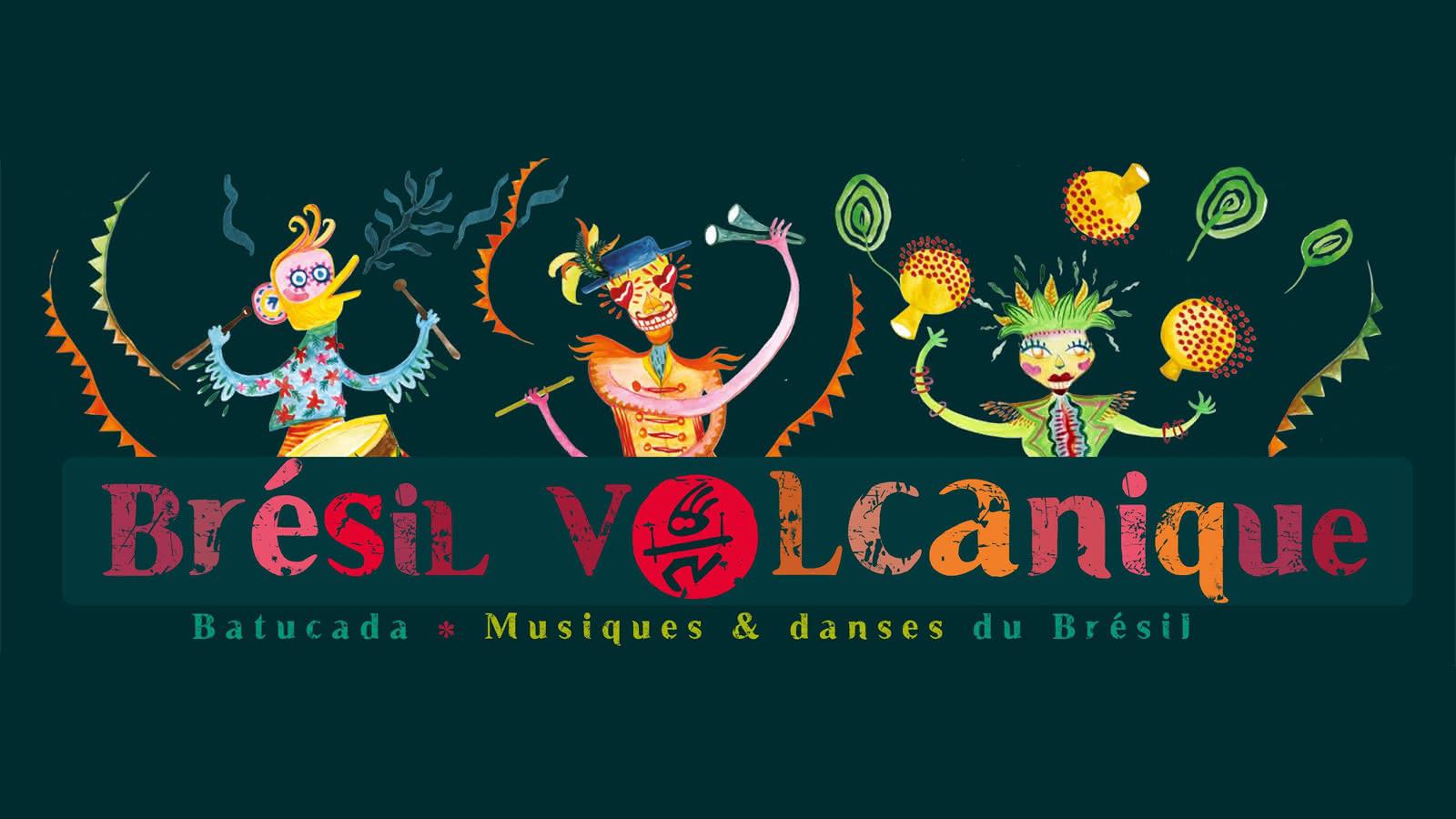 © Brésil Volcanique