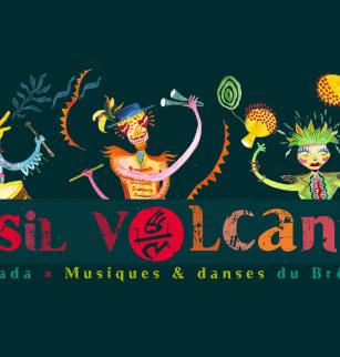 Brésil Volcanique