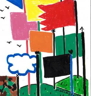 Assemblée des drapeaux