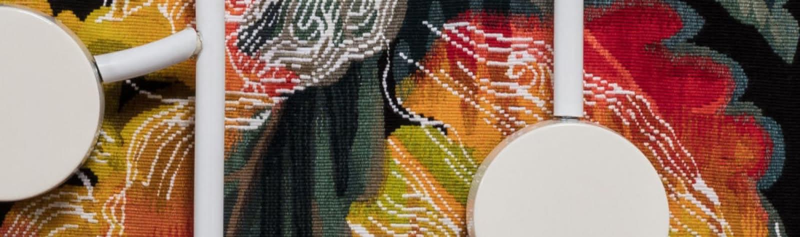 © Création d'Aubusson, tapisserie contemporaine