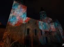 Basilique Notre-Dame du Port mise en lumière