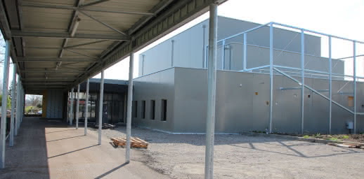 Bâtiment ECP