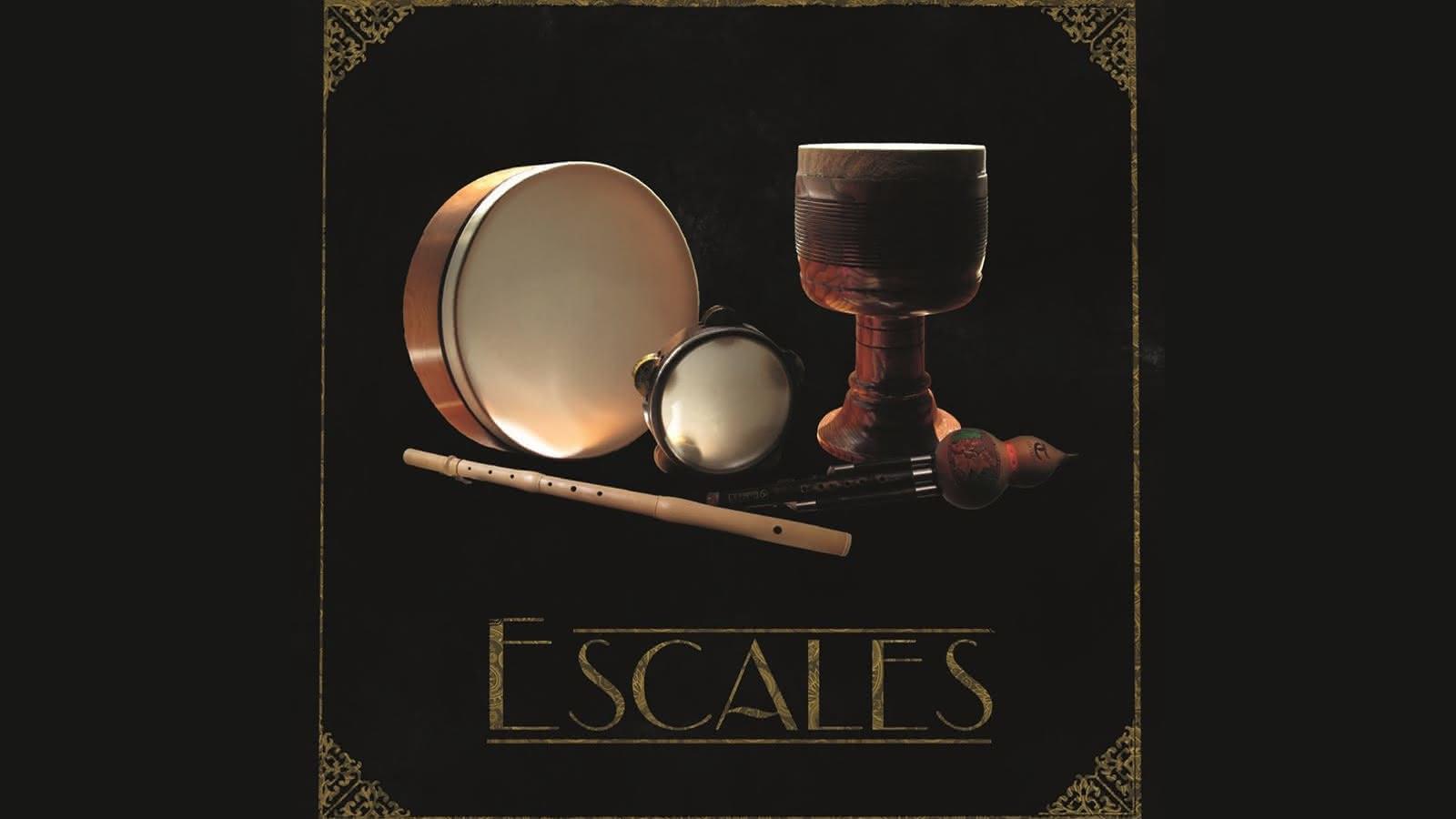 © Le duo Escales
