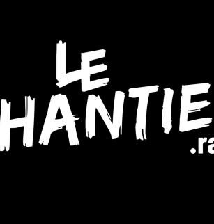 Le Chantier Logo Blanc