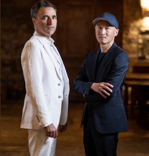Bruno Bonhoure et Khaï-Dong
