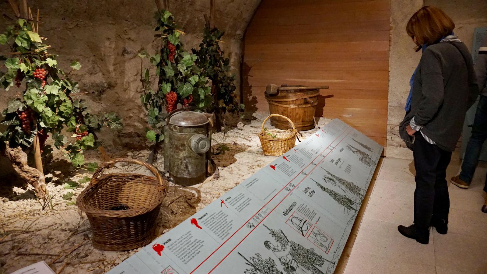 © Musée de la Vigne et du Vin