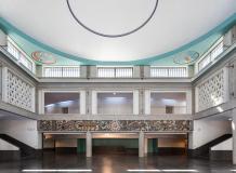 Scène Nationale, Hall des pas perdus