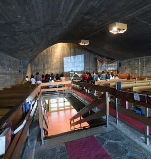 Eglise protestante unie