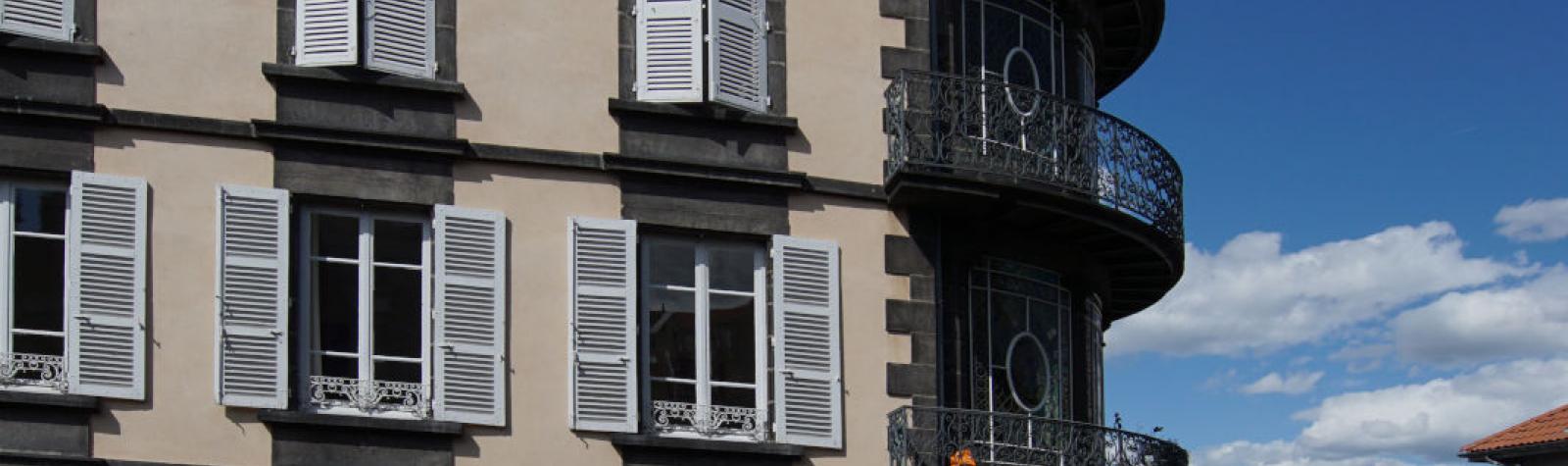 © Immeuble à tourelle de la Cité Vaudoit