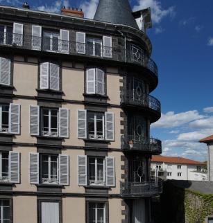 Immeuble à tourelle de la Cité Vaudoit