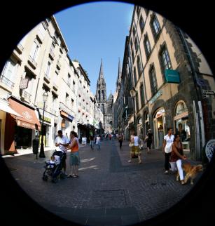 La rue des Gras