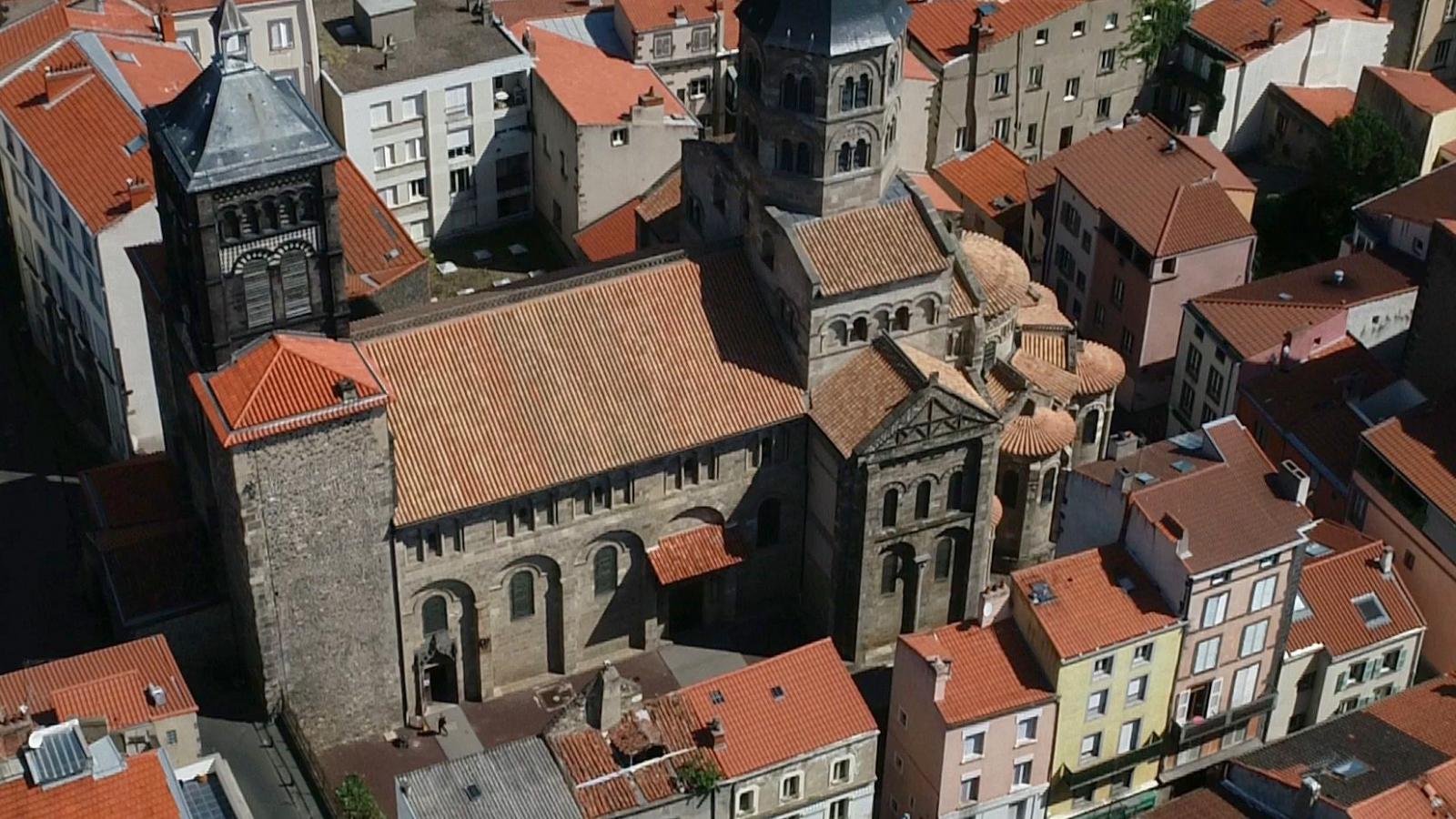 © Vue de Notre-Dame-du-Port