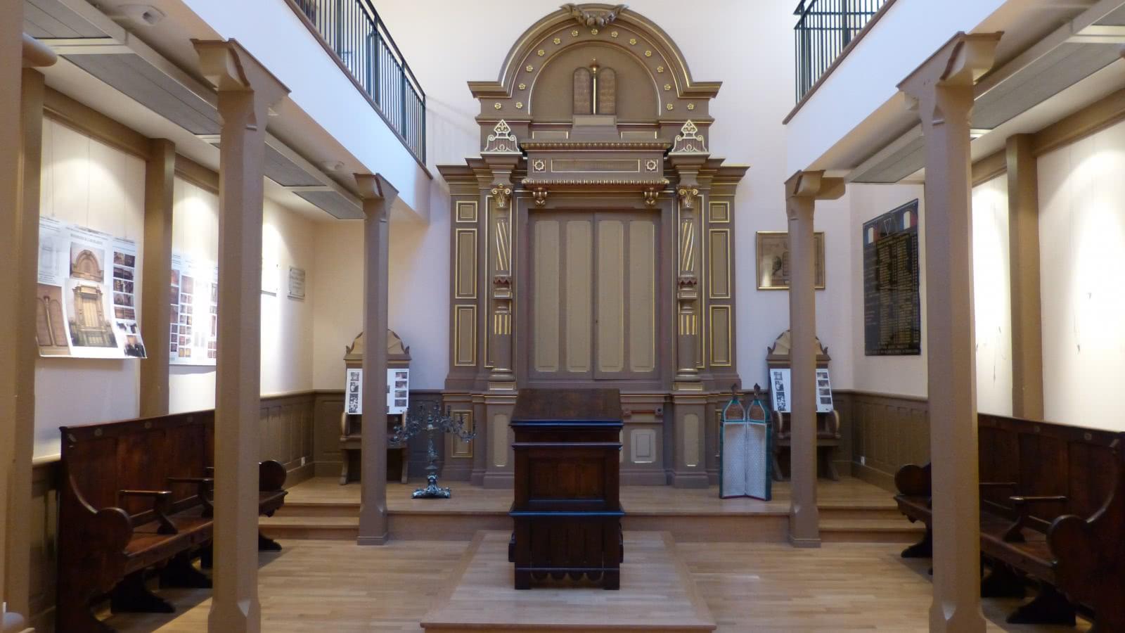 © Ancienne synagogue